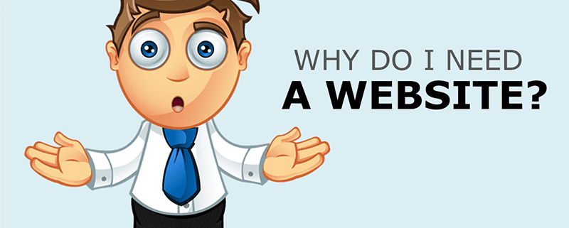 Why my business needs a website